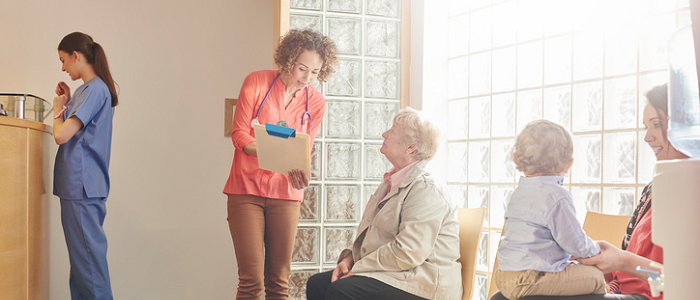 The benefits of focusing on patient-centered outcomes.