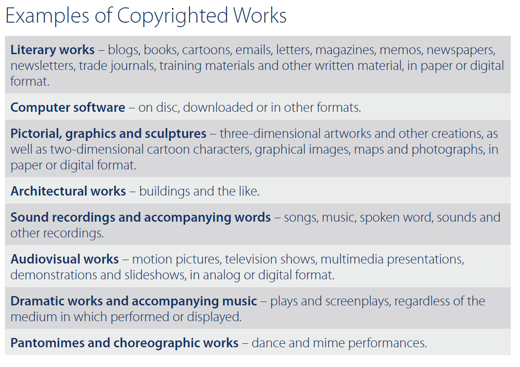 copyrighted software that is distributed free of charge