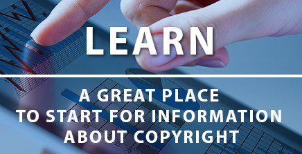 A great place to start for information about copyright