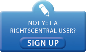 Sign up for RightsCentral