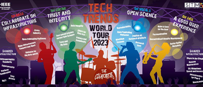 Open Science Leads Tech Trends at STM US Annual 2019