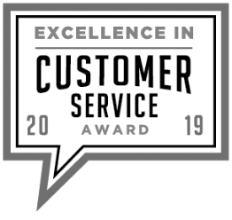 Excellent in Customer Service Award 2019